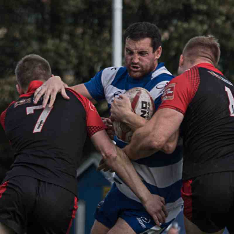Siddal v Thatto Heath 2017 GF Qualifier