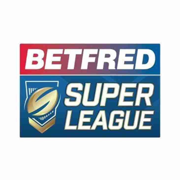 Super League is Back On in the Club ..........................................