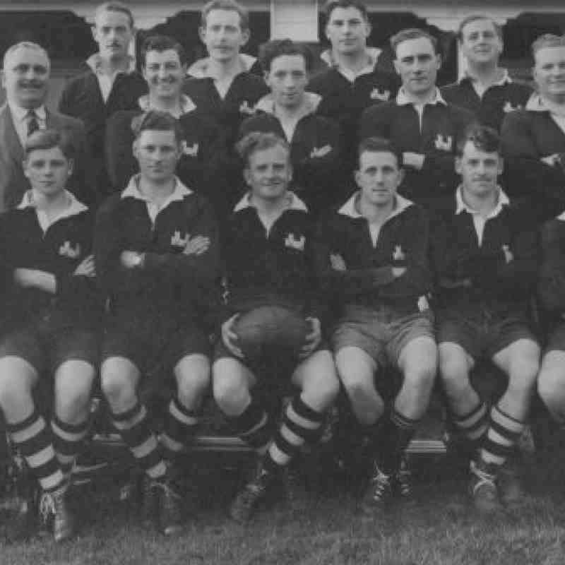 WRFC 1st XV History (1950s)
