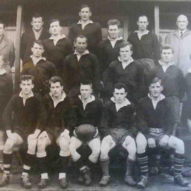 Wimborne 1st XV 1960/61