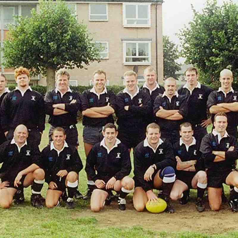 Wimborne 1st XV 1995/96