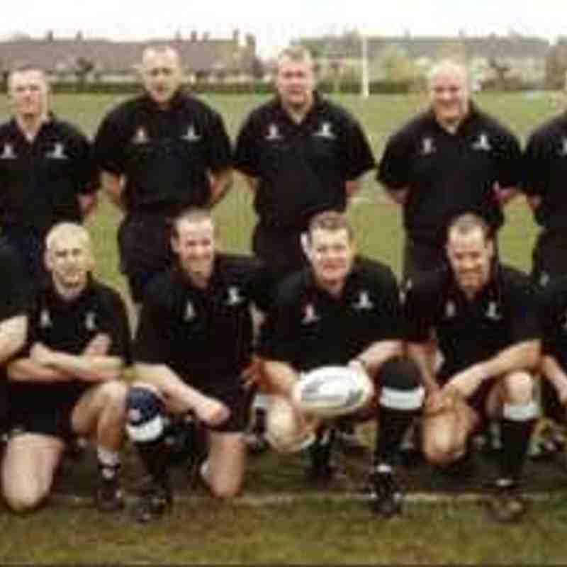 Wimborne 1st XV 1999/2000