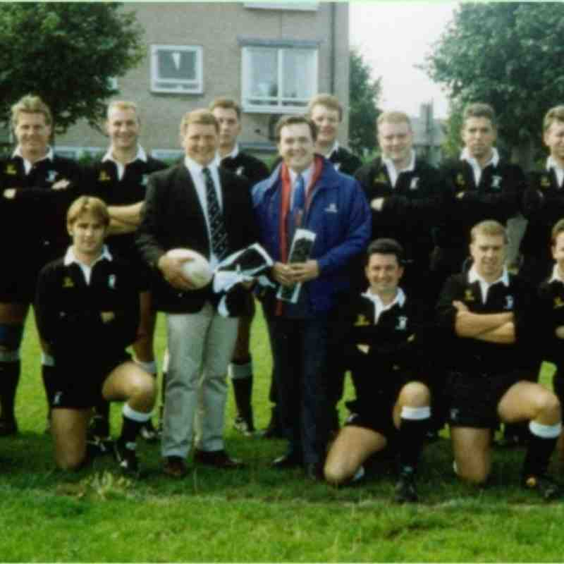 Wimborne 1st XV 1994/95