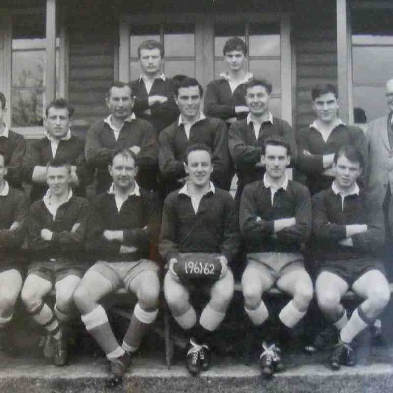 Wimborne 1st XV 1961/62