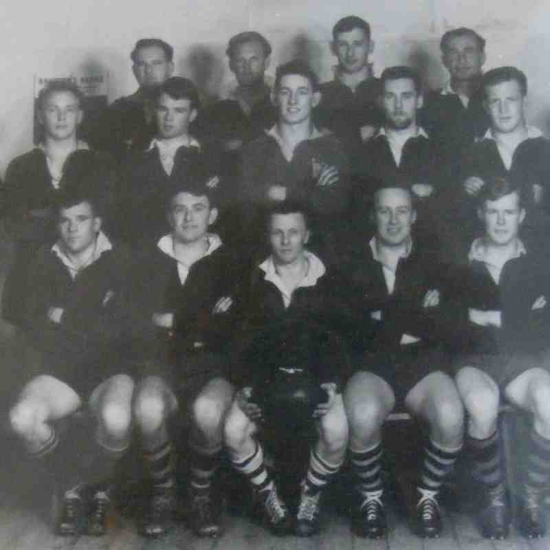 Wimborne 1st XV 1962/63