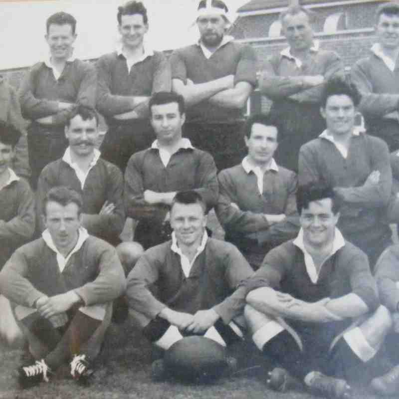 Wimborne 1st XV 1963/64