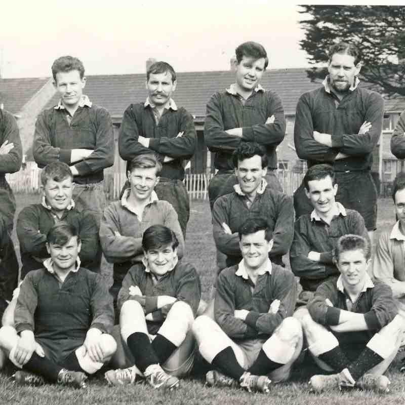Wimborne 1st XV 1964/65