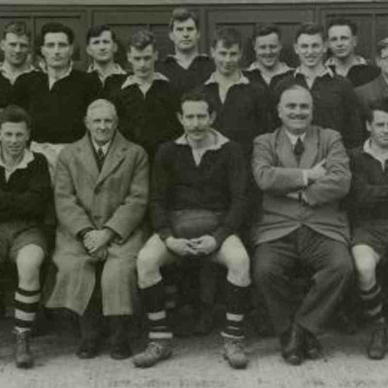 Wimborne 1st XV 1955/56
