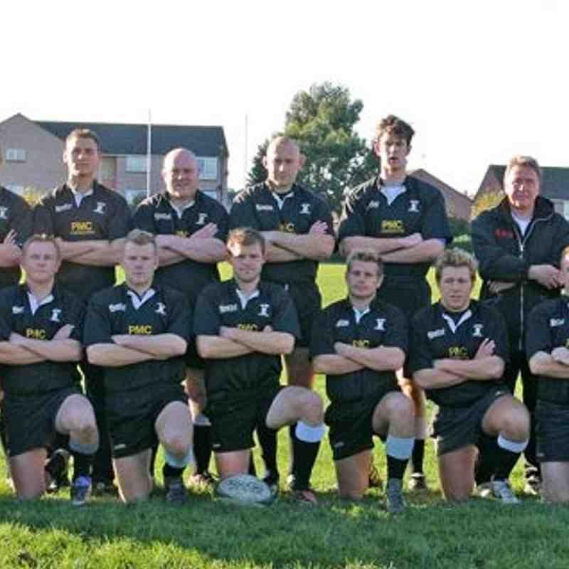Wimborne 1st XV 2004/05