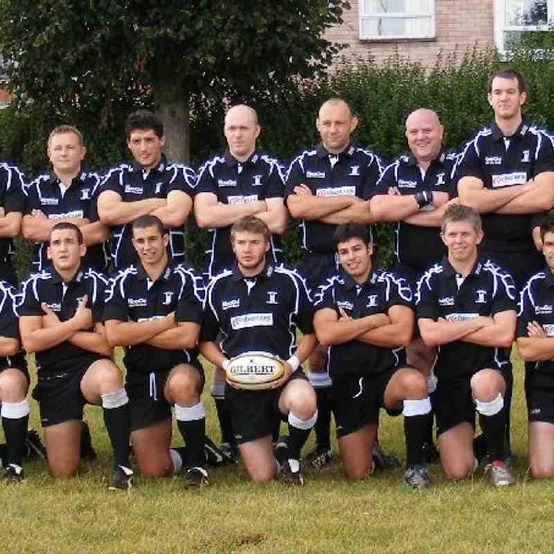 Wimborne 1st XV 2007/08