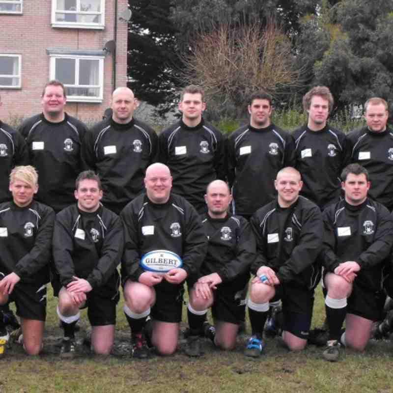 Wimborne 1st XV 2010/11