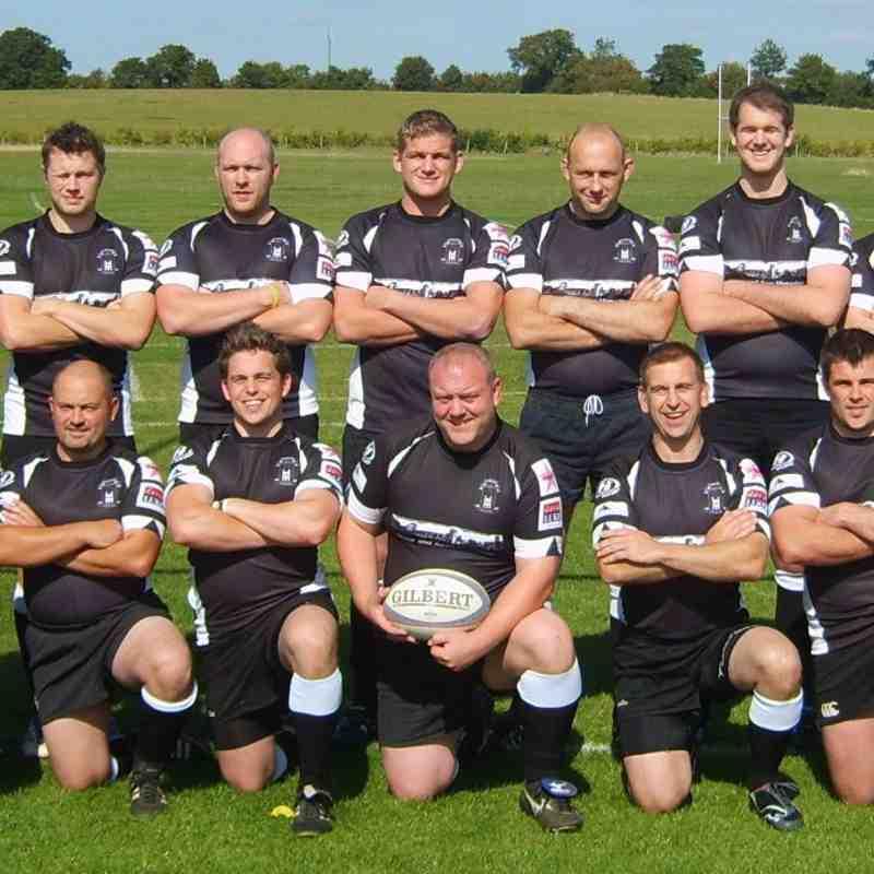 Wimborne 1st XV 2009/10