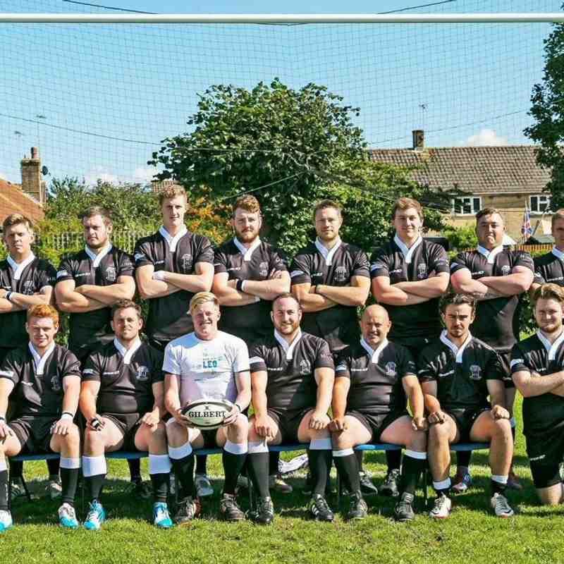Wimborne 1st XV 2015/16