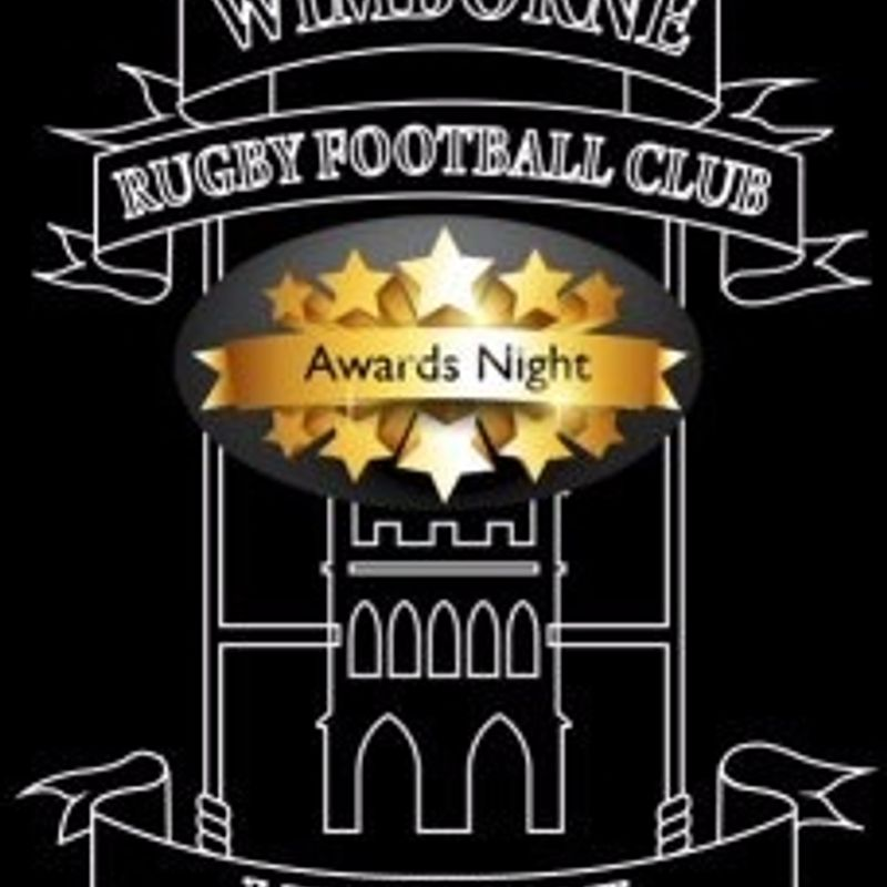 Wimborne RFC Annual Awards 2016/2017
