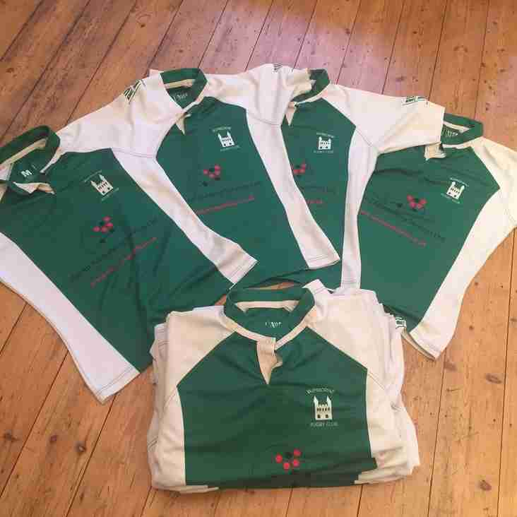 WRFC Kit donated to South African children