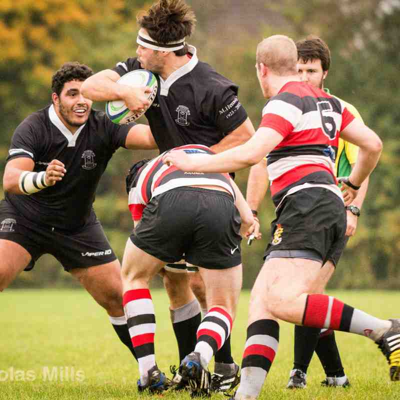 WRFC vs Frome Oct 2016