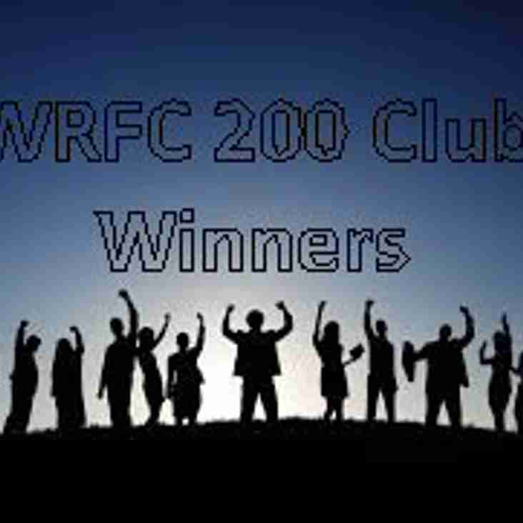 See the Latest 200 Club Winners
