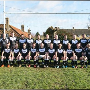Wimborne's four month unbeaten run is brought to an end