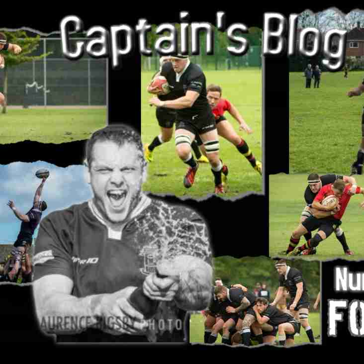 Captain's Blog