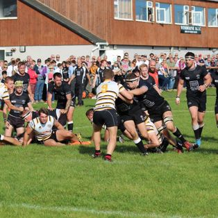 Wimborne continue their unbeaten start to the season