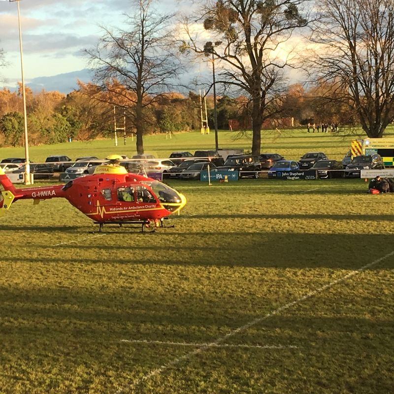 Wimborne vs Stratford-upon-Avon : Match abandoned