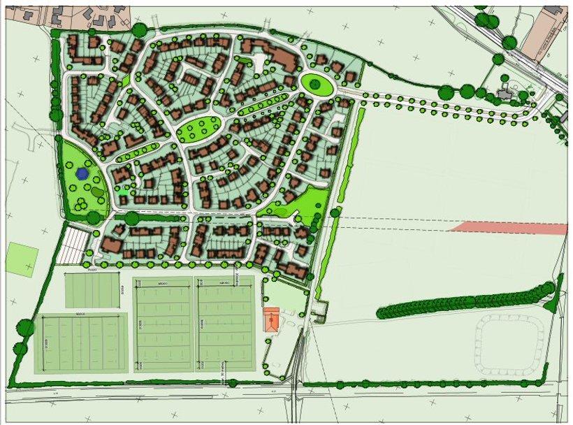 Wimborne Rfc Planning Proposal Time For Action News Wimborne Rfc