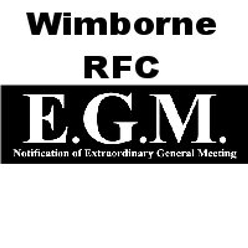 Notice for EGM scheduled to take place on Saturday 24th February