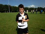 U8's Player of the Week 21 Sept 2014