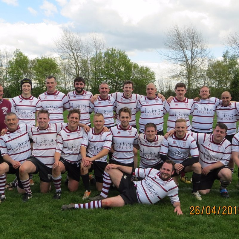 Nottingham Casuals RFC vs. Northampton Casuals 2nds