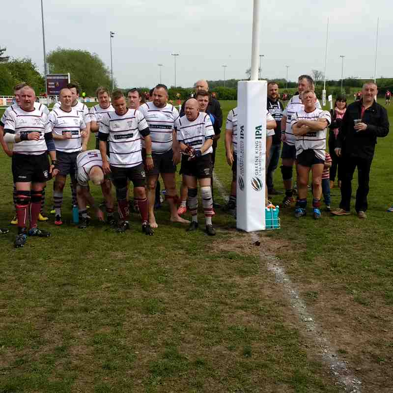 3rd team cup final 30th April 2017