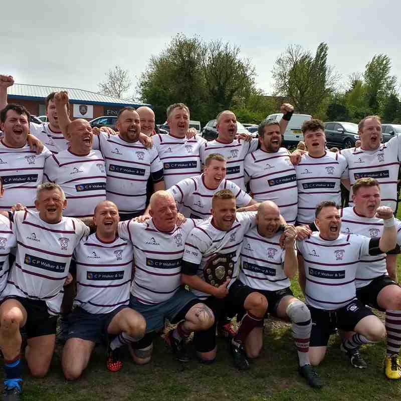3rd team cup final 30th April 2017