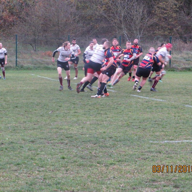 Ashfield 19  Casuals 43