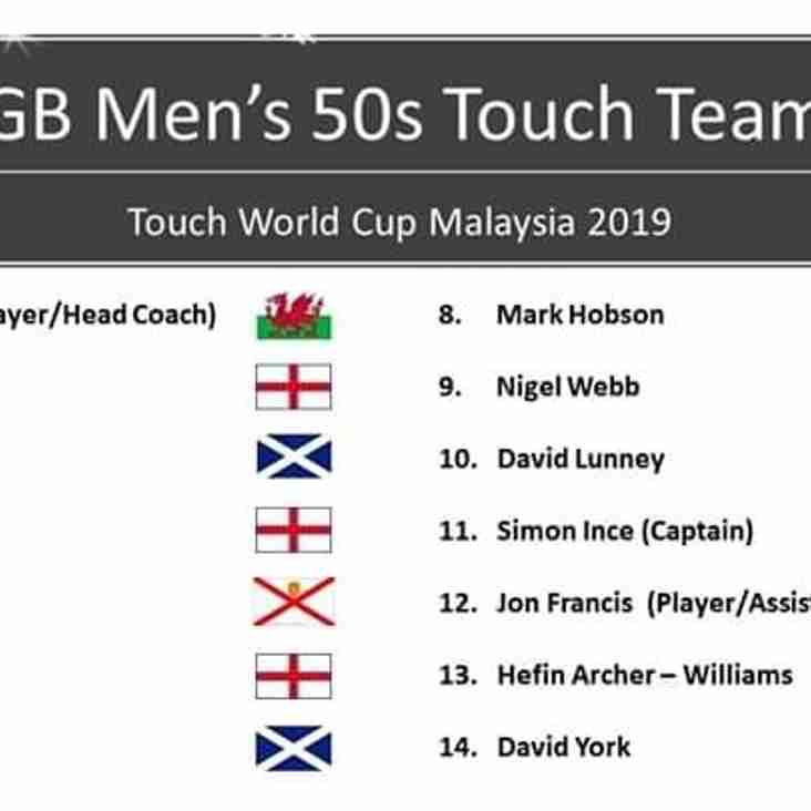 GB touch team for Malaysia 2019