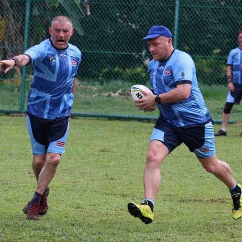 Touch rugby in Malaysia