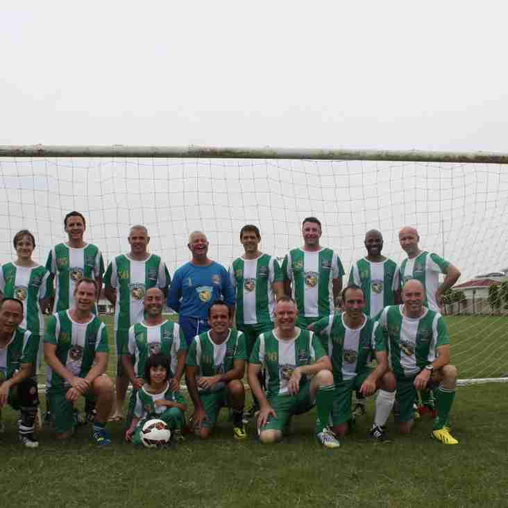 SEFC slay the Dragon - SEFC-3 Wales-0