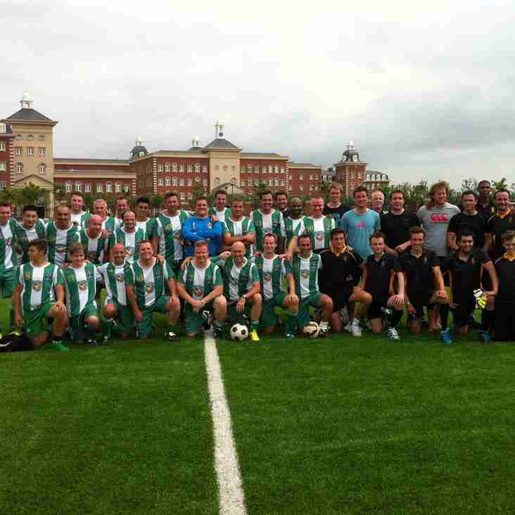 Emerald beat Wellington School 3-1