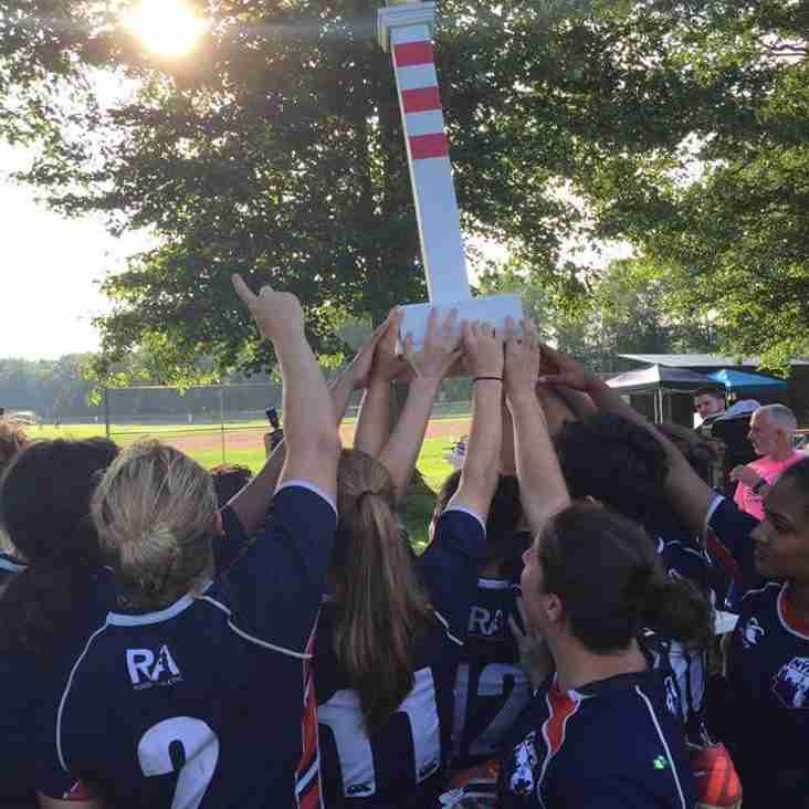NYRC Women Clinch #1 Seed in the Northeast, Earn Berth to Club 7s National Championship