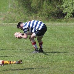 180512 1XV vs Loch Lomond 1st half