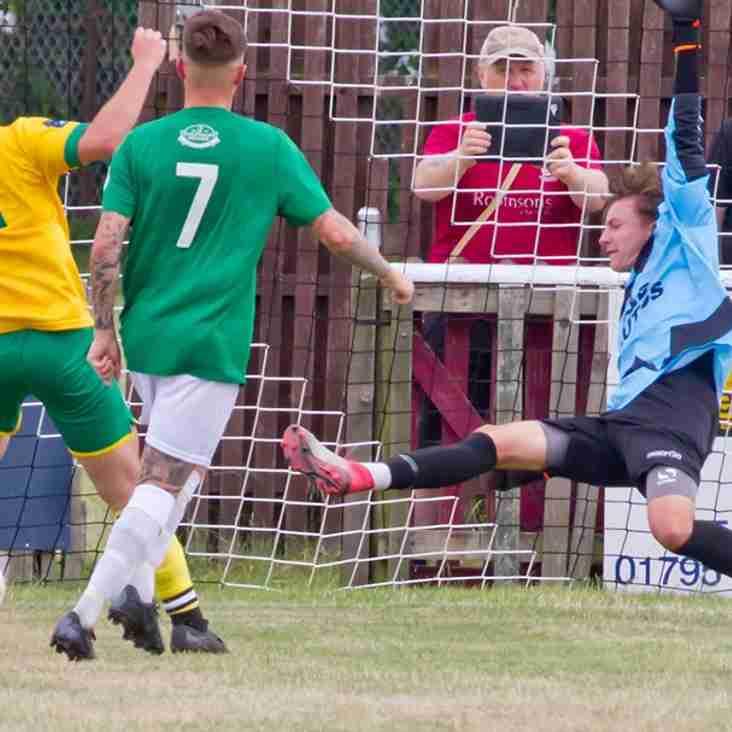 Kerry Harris's  goals from V  City V Ashford Under 23 13th July 2019