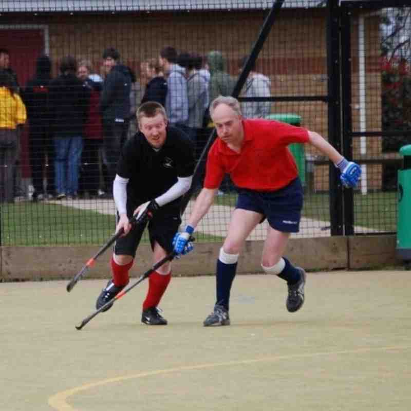 2ndxi Hertford 12 Apr 08