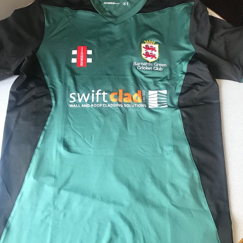 Swiftclad are new T20 kit sponsor for Green