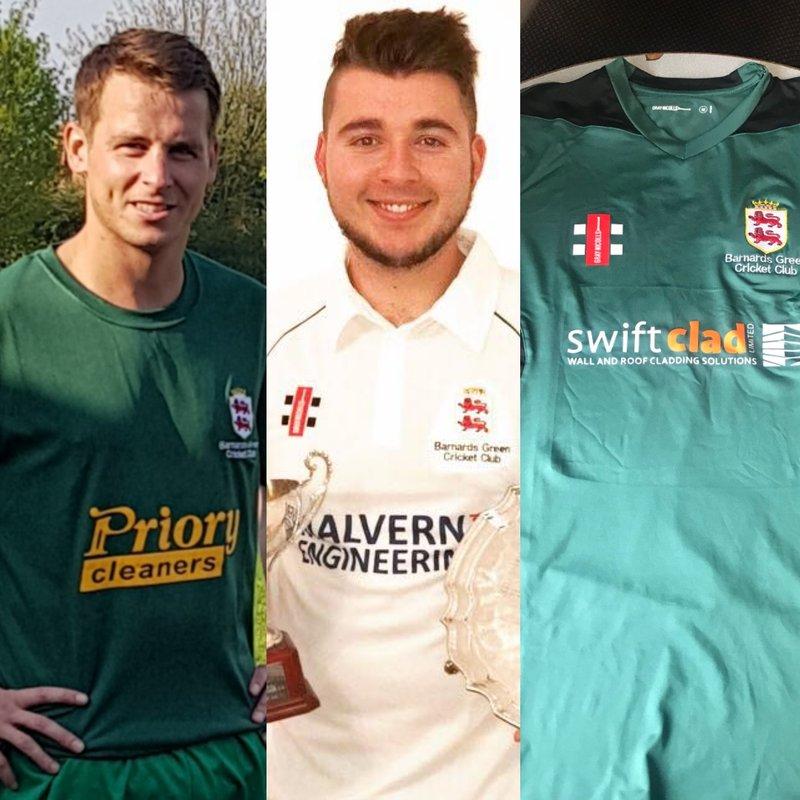 New season new sponsors