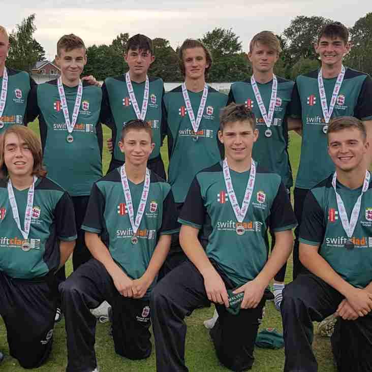 U19s fall at final hurdle in T20 Blast after impressive campaign