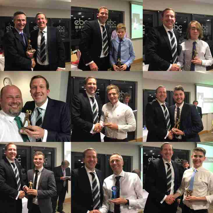 Congratulations to our award winners for 2018