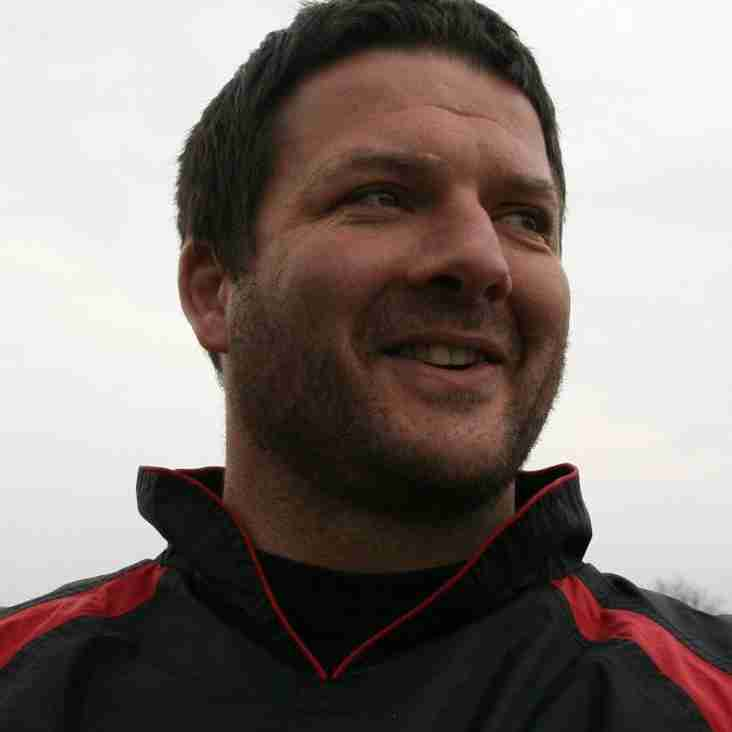 ** Former Coventry RFC Captain to coach Berkswell And Balsall Rugby Club **