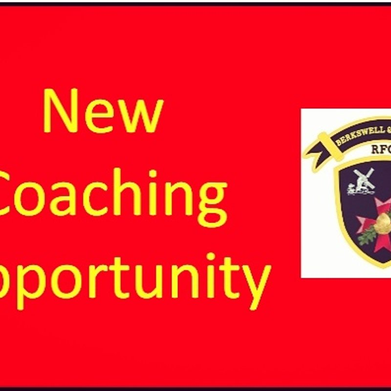 New coaching opportunity at Bs