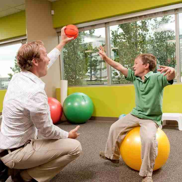 Fun the Key to Healing Success at Summerside Physio