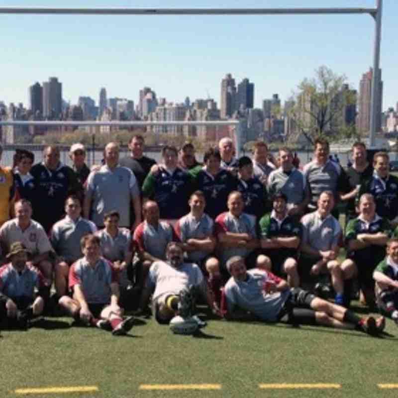 NYRC Gentlemen of NY vs Long Island