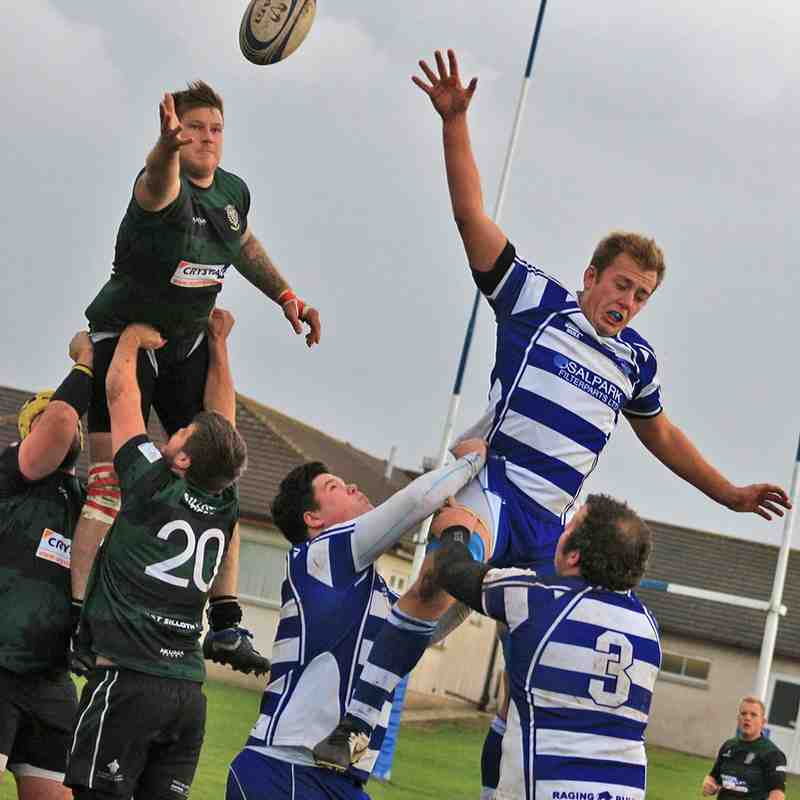 Millom 1st XV v Silloth  25th Oct-14