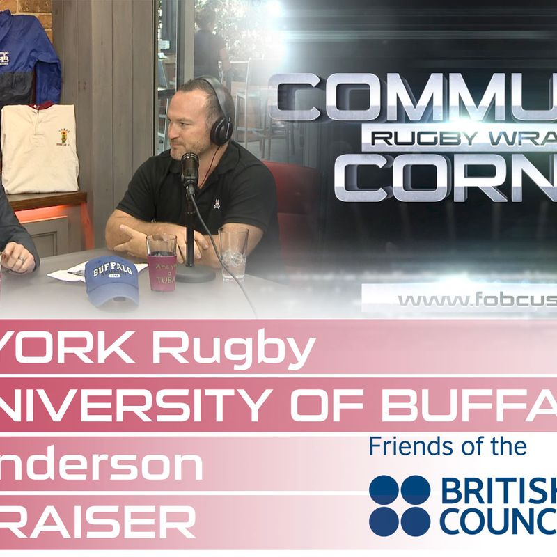New York Rugby Club & SUNY Buffalo Player Kris Anderson Needs Help